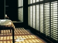 zonnelux-shutter-enkel hoog-slaapkamer