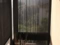 zonnelux-lamelgordijn stof-hoog raam
